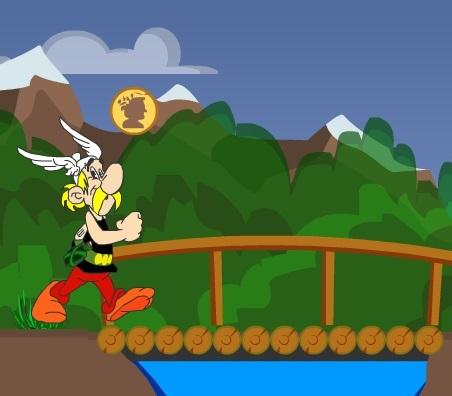 Игра Астерикс бродилка онлайн