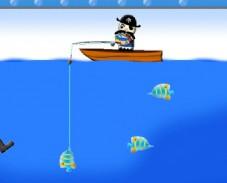 Игра Быстрая рыбалка онлайн