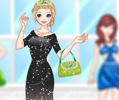 Игра Вечеринка у принцессы онлайн