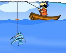 Игра Глубоководная рыбалка онлайн
