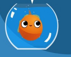 Игра Говорящая рыбка онлайн