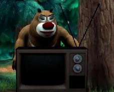 Игра Говорящий медведь онлайн
