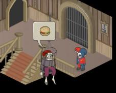 Игра Дом с привидениями онлайн