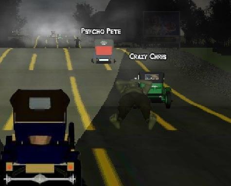 Игра Дорога через кладбище онлайн