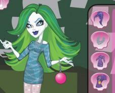 Игра Дочь призраков онлайн
