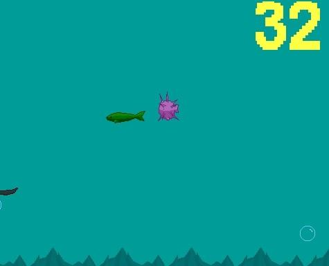 Игра Жизнь рыбы онлайн