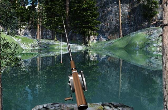 Игра Ловля рыбы онлайн
