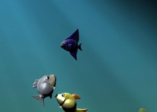Игра Лучшие рыбы онлайн