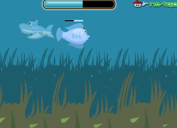 Игра Маленькая акула онлайн