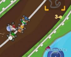 Игра Мастера картинга онлайн