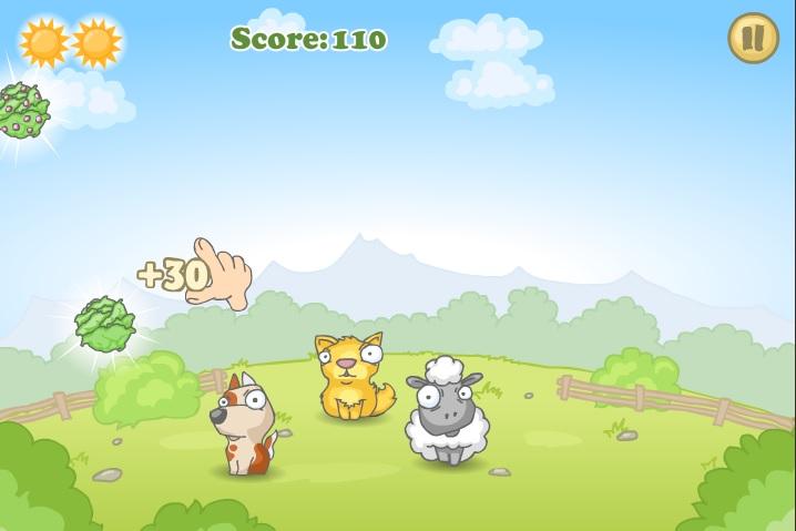 Игра Мечта животных онлайн