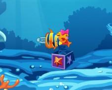 Игра Моя милая рыбка онлайн