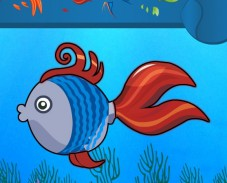 Игра Оформление аквариума онлайн