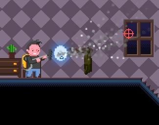 Игра Охотники за привидениями онлайн