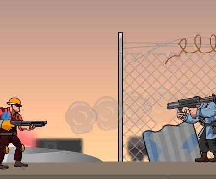 Игра Охранник онлайн