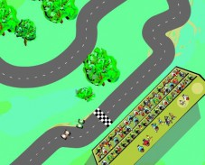 Игра Победная гонка онлайн