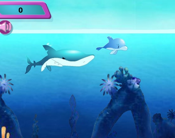 Игра Поиски в лагуне онлайн