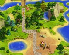 Игра Полцарства за принцессу онлайн