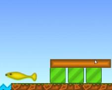 Игра Помощь для рыбы онлайн