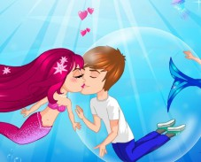 Игра Поцелуй русалки онлайн