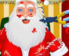 Игра Санта Клаус в больнице онлайн