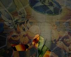 Игра Сила Астерикса пазл онлайн