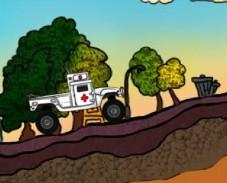 Игра Скорая помощь на выезде онлайн