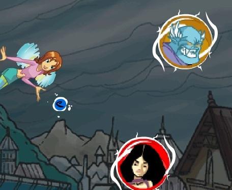 Игра Чародейки против злодеев онлайн