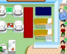 Игра Эпидемия гриппа онлайн