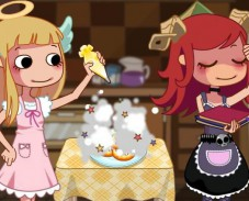 Игра Devilish Cooking онлайн