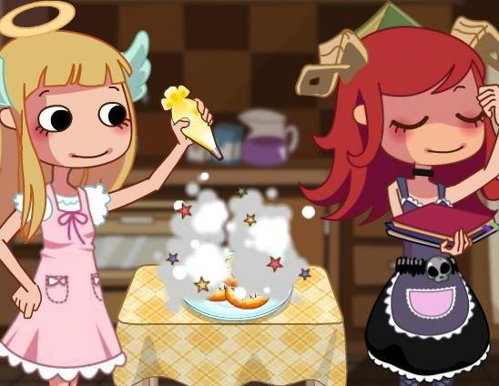 Игра Devilish Cooking онлайн