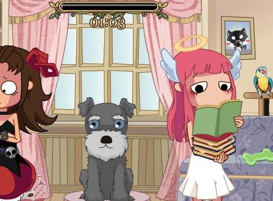 Игра Devilish Pet Salon онлайн