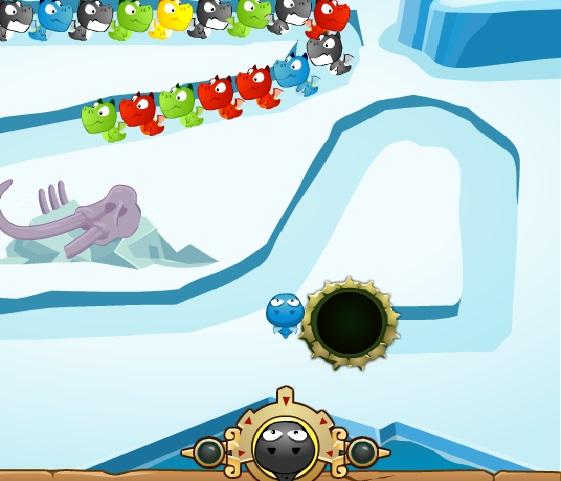 Игра Dragon Chain онлайн