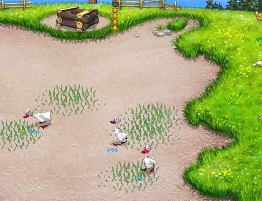 Игра Frenzy farm онлайн