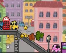 Игра Parking Hooligan 2 онлайн