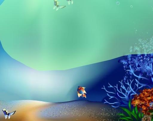 Игра Queen Fish онлайн