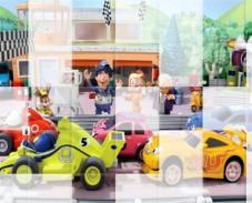 Игра Автомобильчики онлайн