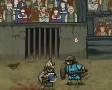 Игра Арена гладиаторов онлайн