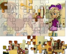 Игра Барбоскины: собери пазл онлайн