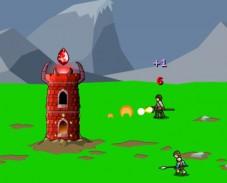 Игра Башня Зла онлайн