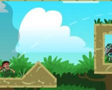 Игра Войны Джунглей онлайн