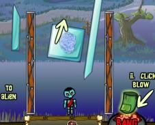 Игра Задавить зомби онлайн