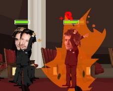 Игра Коктейль Молотова онлайн