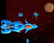 Игра Космическая битва онлайн