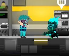 Игра Космический коп онлайн