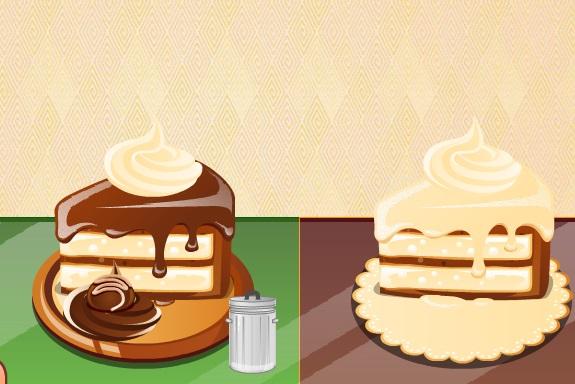 Игра Маленькие пирожные онлайн