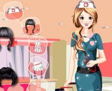 Игра Медсестра онлайн