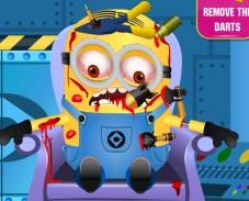 Игра Миньон у доктора онлайн
