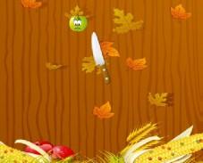 Игра Нареж фрукты онлайн