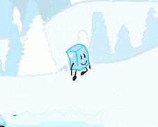 Игра Приключения льдинки онлайн
